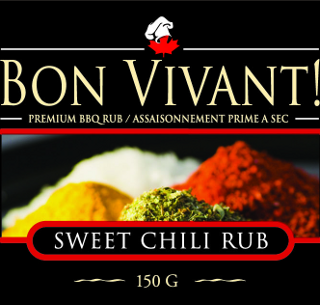Sweet Chili Rub
